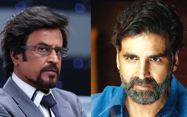 Khiladi Kumar to share screen with Rajinikanth