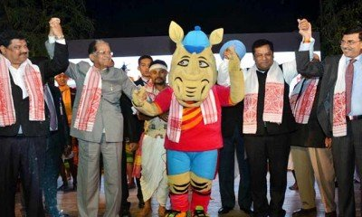 Northeast will host 12th South Asian Games in 2016