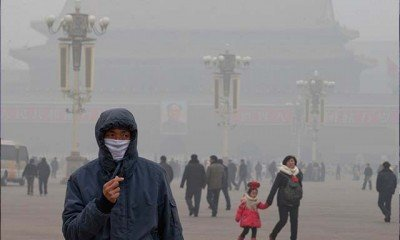 Beijing faces year's worst pollution on Christmas