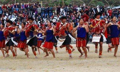 Nagaland Hornbill carnival