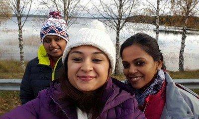 Rashmi Koppar, Soumya Goyal and Nidhi Tiwari
