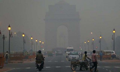 Delhi is choking; let us help Delhi to breathe!