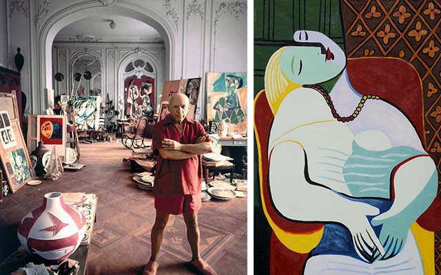 Protests to protect Pablo Picasso's art school