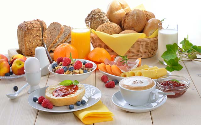 Five breakfast mistakes we should not do!