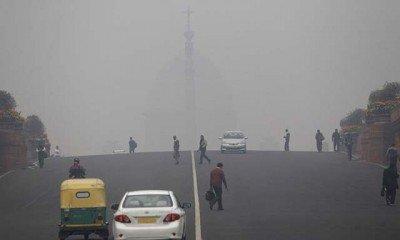 Delhi's killer pollution!