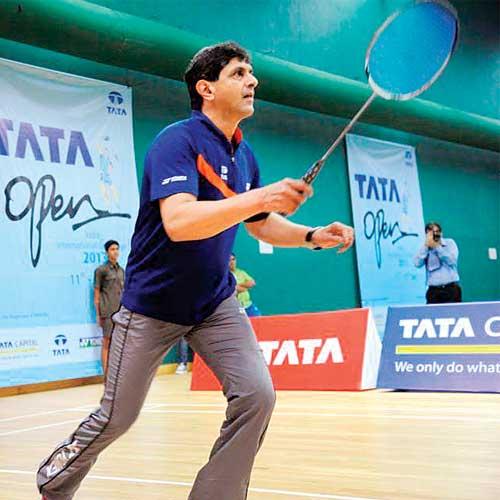 Prakash Padukone