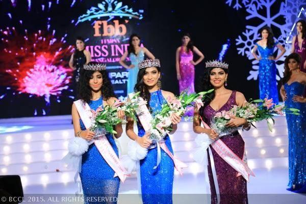 Roashmitha Harimurthy becomes Miss India Bangalore!