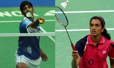Sindhu and Srikanth