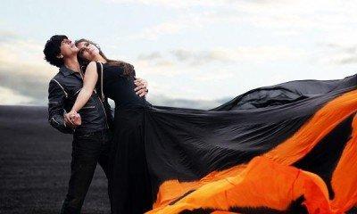 Kajol & Shahrukh Khan In dilwale