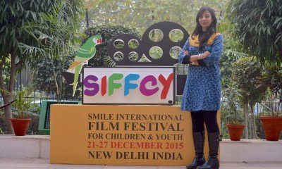 Amazing workshops conducted by 'Smile International Film Festival'