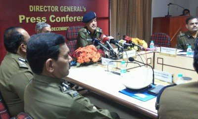 Sashastra Seema Bal's Press Conference!