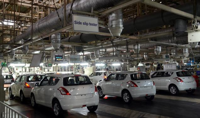 Maruti-Suzuki-Car-Production-Cut-by-About-25