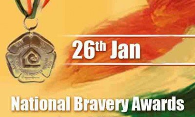13 year old boy to get National Bravery Award!