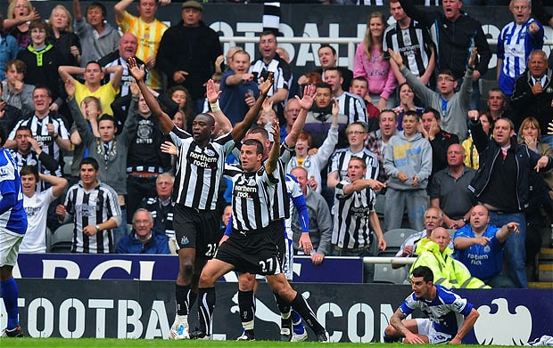 Newcastle-Football