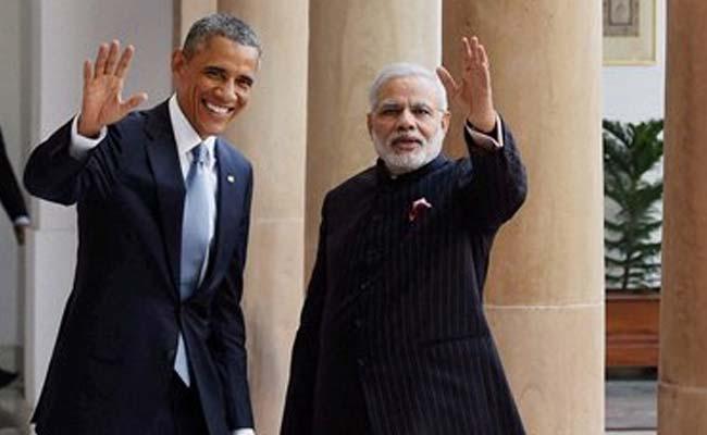PM Modi AND Obama
