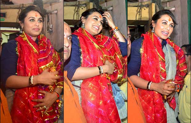 Rani Mukerjee blessed with a baby girl!