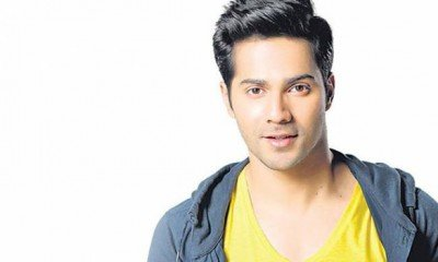 Once again Varun Dhawan got injured!