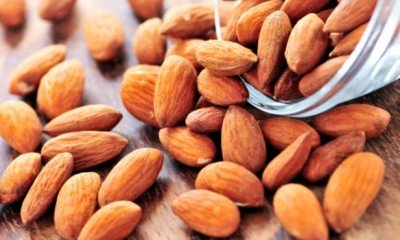 Why almonds in winters?
