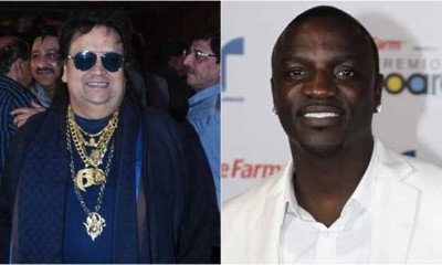 Bappi and Akon together for a song!