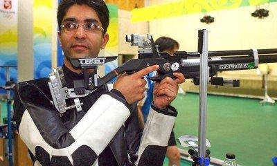 Abhinav Bindra will not take part in Asian Shooting Event