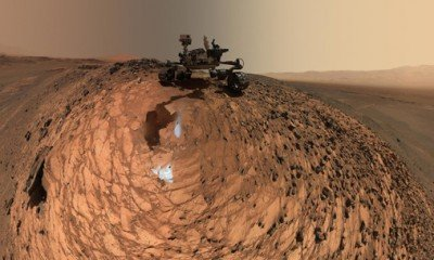 Piles of silica are found on Mars: NASA