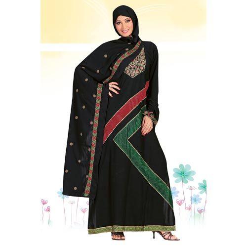 fashionable burqa