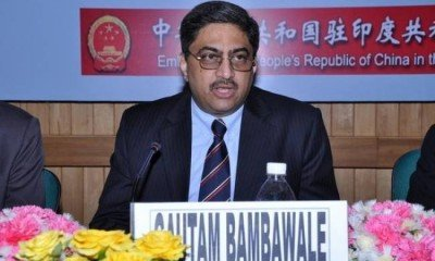 Gautam Bambawale appointed as India's representative to Pakistan