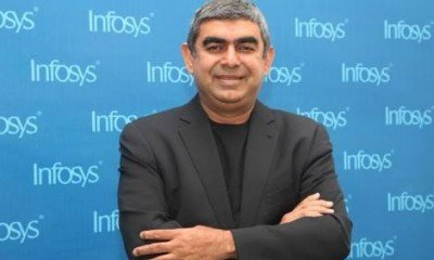 Hyderabad gets largest campus of Infosys.