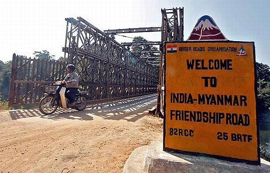india-myanmar-friendship-road