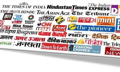 5.8% growth shown by print media in 2014-15