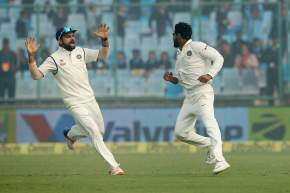 India defeated South Africa in test series!