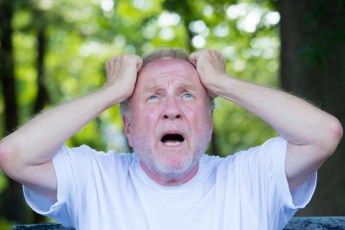Alzheimer's brought on by Stress