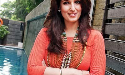 Happy Birthday Twinkle Khanna