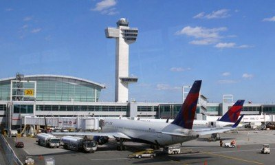 Finally John F Kennedy Airport resumes its services