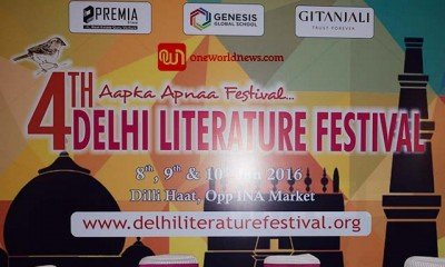 4th literature festival Delhi