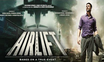 Akshay's performance is reason enough to watch 'Airlift'