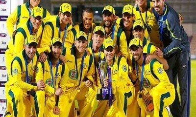 Australia declared 13 man squad for upcoming series against India!