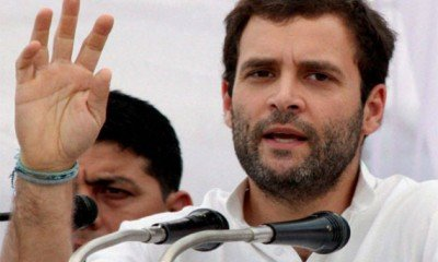 Rigid thinking of BJP and RSS hampers growth of the country: Rahul Gandhi