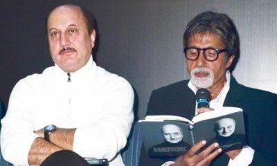 Amitabh Bachchan v/s Anupam Kher
