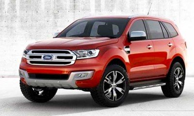 2016 Ford Endeavour launched!