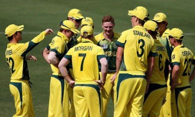Australia will not be in U-19 world cup.