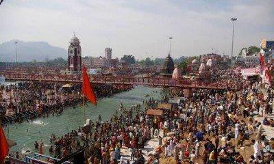 Ardh Kumbh Mela kicked off in Haridwar