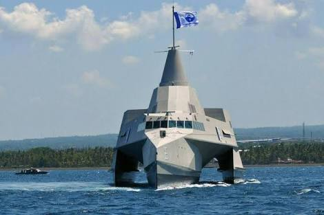 China has developed new secret landing ship!