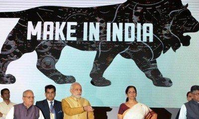 'Make in India' Railway Coaches!