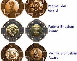 Padma Bhushan and Padma Vibhushan Award Recipients