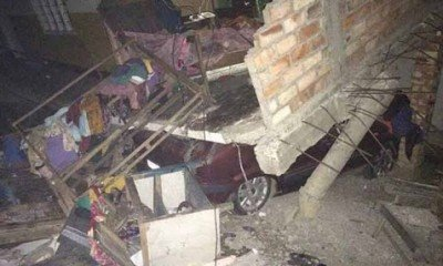 Earthquake hits Northeast India