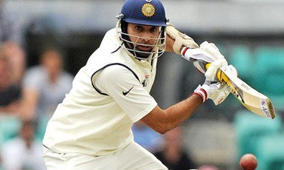 Laxman's innings of 281 voted as the best performance in last 50 years!