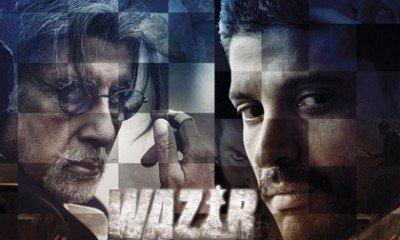 Wazir earns Rs 21.01 crore in opening weekend!