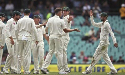 Third Test ends in draw between Australia and West Indies