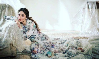Check out Kareena's elegant look in Elle India Magazine for Feb Issue!